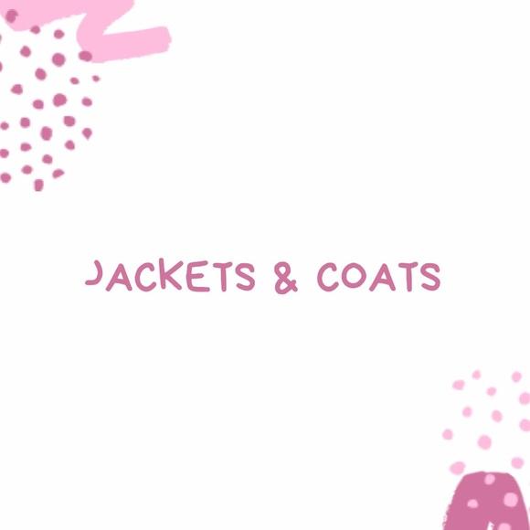 Show Me Your MuMu Jackets & Blazers - 💗💗💗JACKETS AND COATS! 💗💗💗